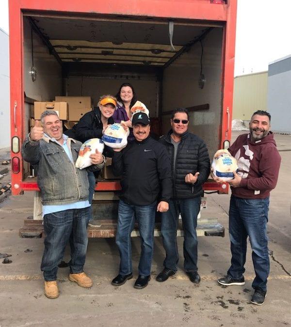 ALSA's Staff Turkey Giveaway