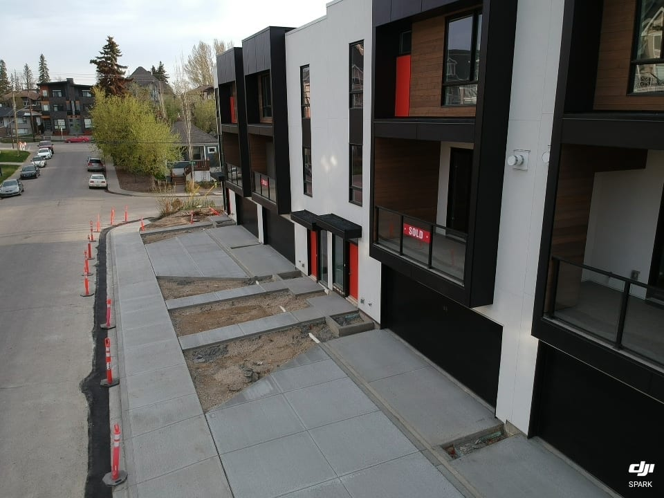 4 town homes 2